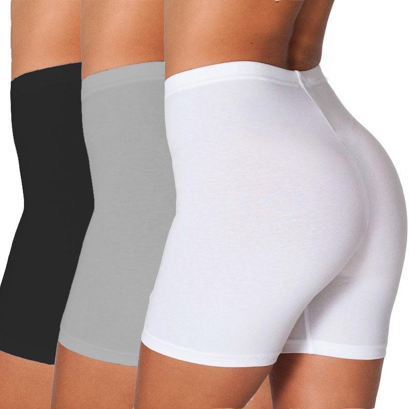 Cotton Breathable High Quality Women High Elastic Fitness Sport Leggings Pants Running Sportswear Sports Pants Short Plus Size