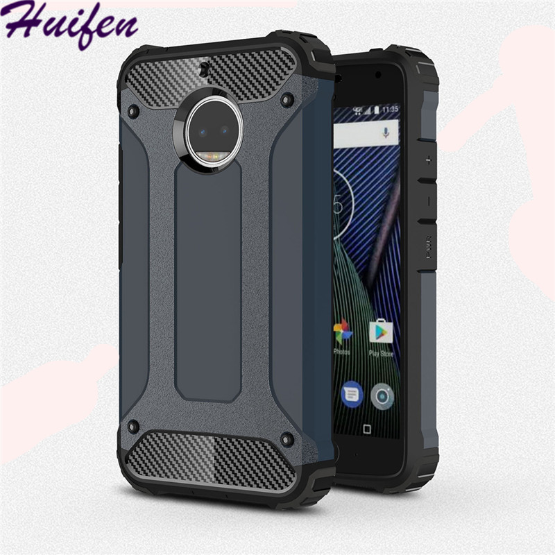 For Motorola Moto G5s Plus Case Hard Rugged Caus Hybrid