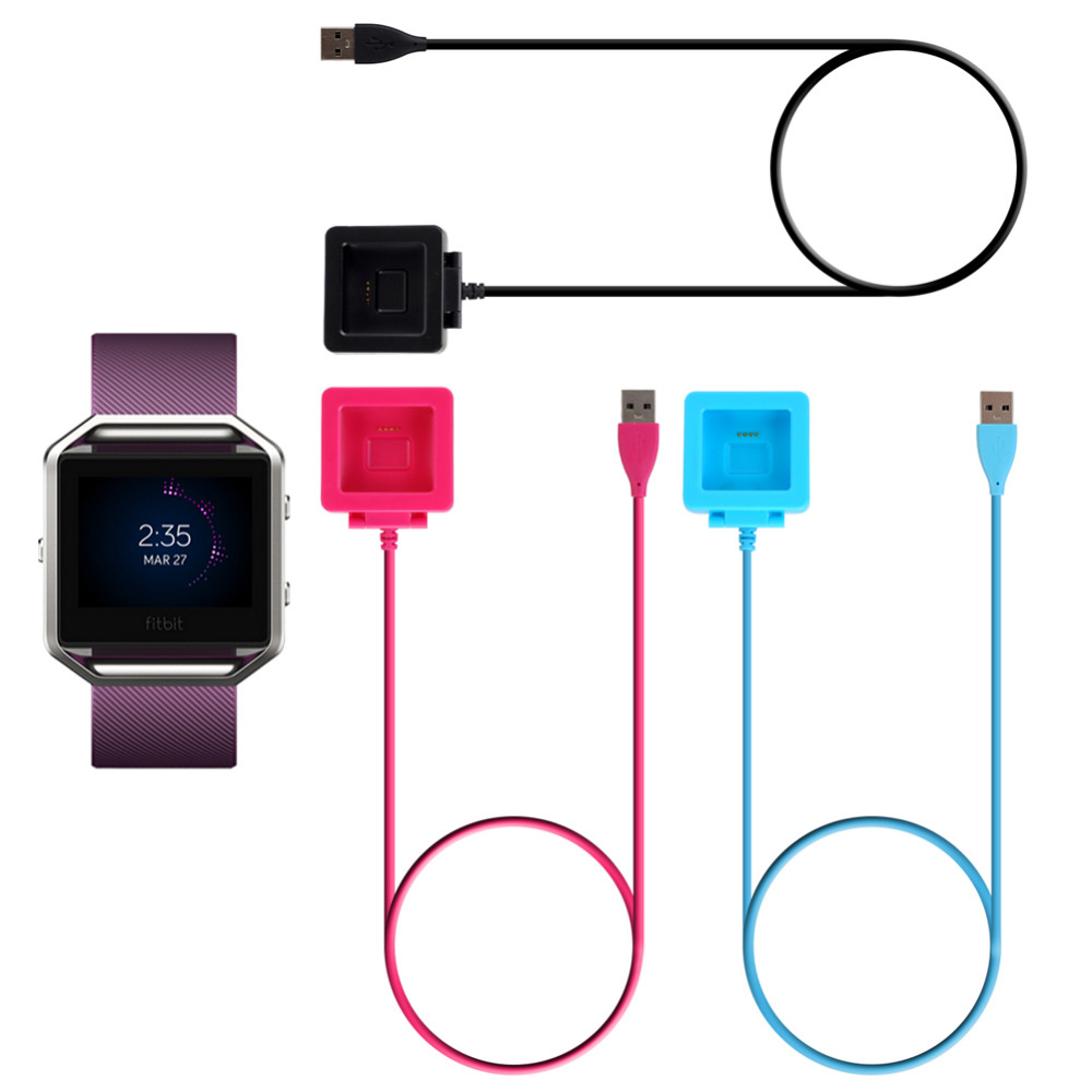 font b Smart b font font b Watch b font USB Power Charger Cable Battery