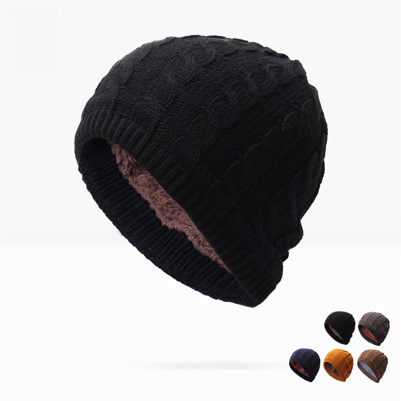 2017 New Limited Boy Winter Beanie Hats For Knitted Wool Male Brand Warm Cap Men's Beanies Skullies Bone Peas Set Of Head Gorro 2016 limited gorro gorros brand new women s cotton hip hop ring warm beanie cap winter autumn knitted hats beanies free shipping