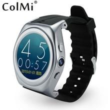 Colmi smart watch vs108 android 5.1 3g wifi sim einbauschlitz vibration push-nachricht machen anruf bluetooth verbinden smartwatch