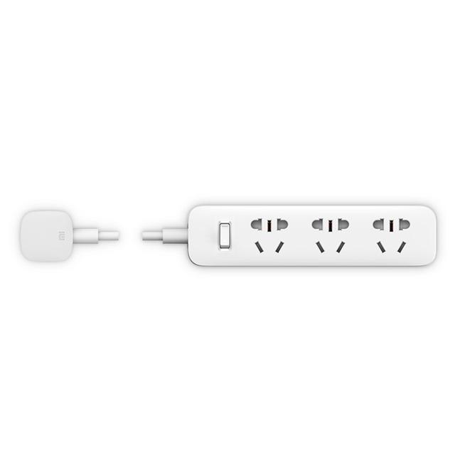 Originais xiaomi mi qingmi tira poder de carregamento rápido de 3 soquetes adaptador conversor de energia plug power carregador usb qualidade inteligente mi