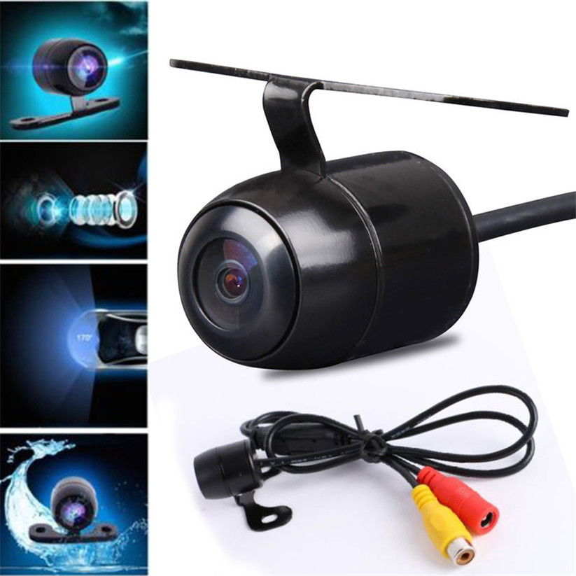 Car-styling CARPRIE Vehicle Camer Waterproof 170 CCD Car Rear View Reserve Backup Parking Camera IR Night Vision td0327 dropship ...