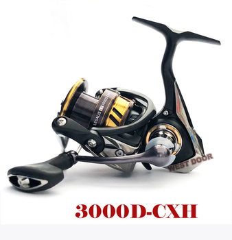Best 2018 New Daiwa Legalis LT Spinning Fishing Reel Fishing Reels cb5feb1b7314637725a2e7: Black|Silver