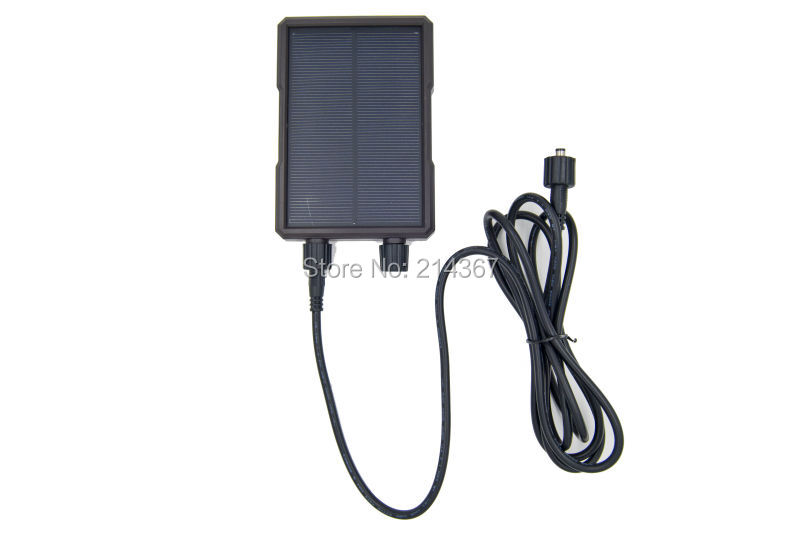 Professional 6V/9V/12V Hunting Cameras Solar Panel Battery Forest Game Cameras Solar Panel Battery цена
