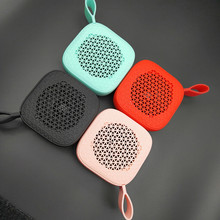 цена на Portable Speaker Mini Wireless Bluetooth Speaker Hands Free Car Office Outdoor Stereo Subwoofer blue tooth speaker