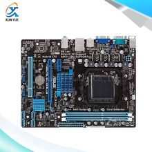 Для m5a78l-m lx3 plus оригинальный используется для рабочего материнская плата для amd 760 г socket am3 + ddr3 16 г sata2 usb2.0 micro atx