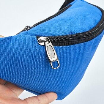 Waist Bag Belt Fanny Pack Waterproof Chest Female Handbag Unisex  3