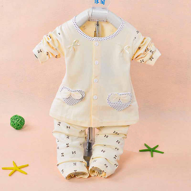 Newborn Baby girl clothes cotton fall infant girl winter clothes christmas set baby girl outfit baby baby tracksuit princess Set 3