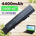 4400 mah 6 celdas de batería para portátil dell vostro 3400 3500 3700 0 0txwrr 0ty3p4 312-0997 4jk6r 7fj92