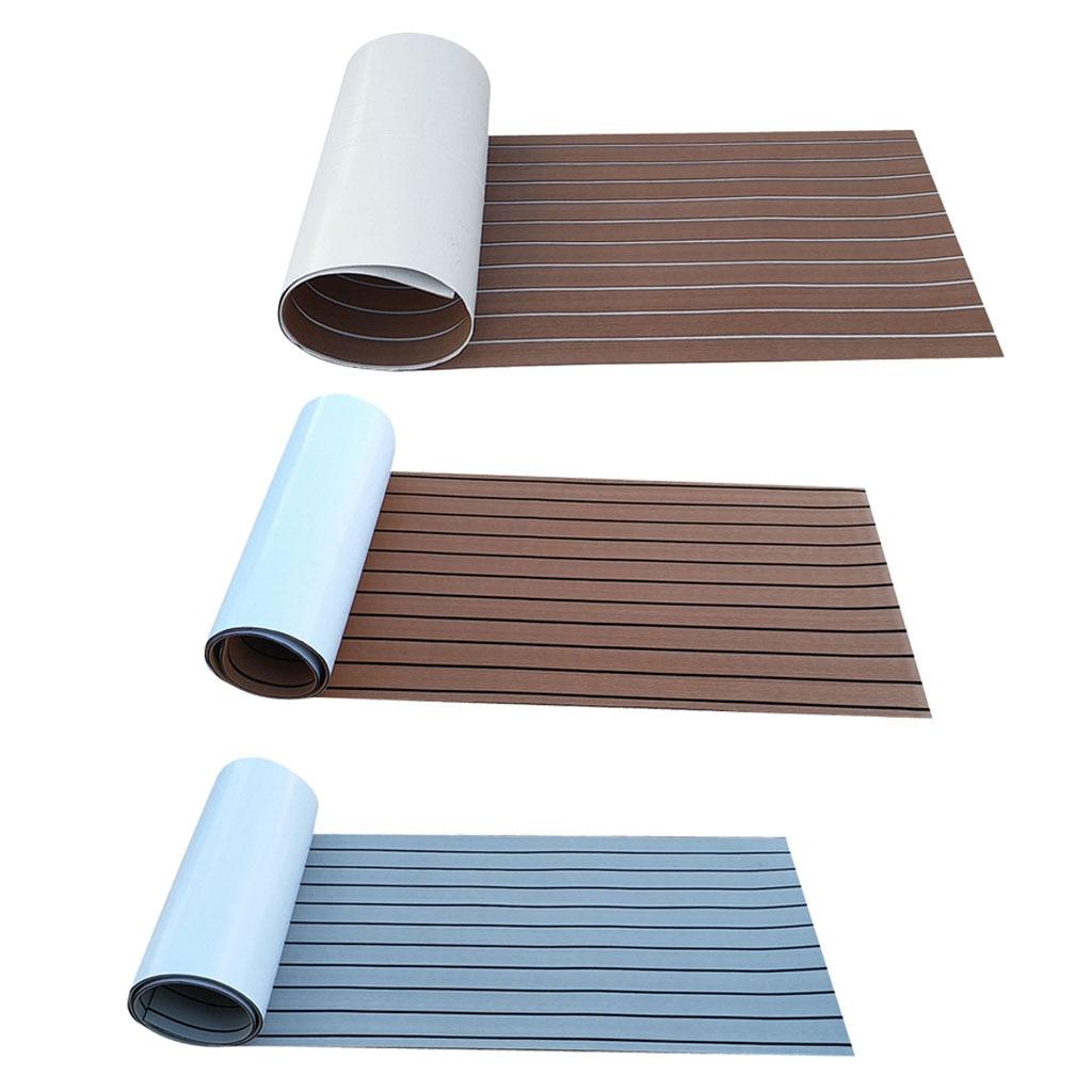 Non-slip EVA Decking Sheet Boat Floor Pad Surfboard Traction Mat