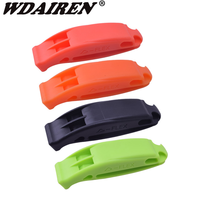 1Pcs Survival Whistle Like Sports Classic referee Dual Band Outdoor Emergency Rescue Fox40 Whistle Cheerleaders Cheering цена