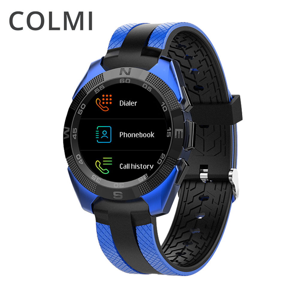 COLMI Smart Bracelet Wristbands Waterproof Heart Rate Monitor Color Touch Screen Bluetooth Fitness Tracker for IOS Android Phone