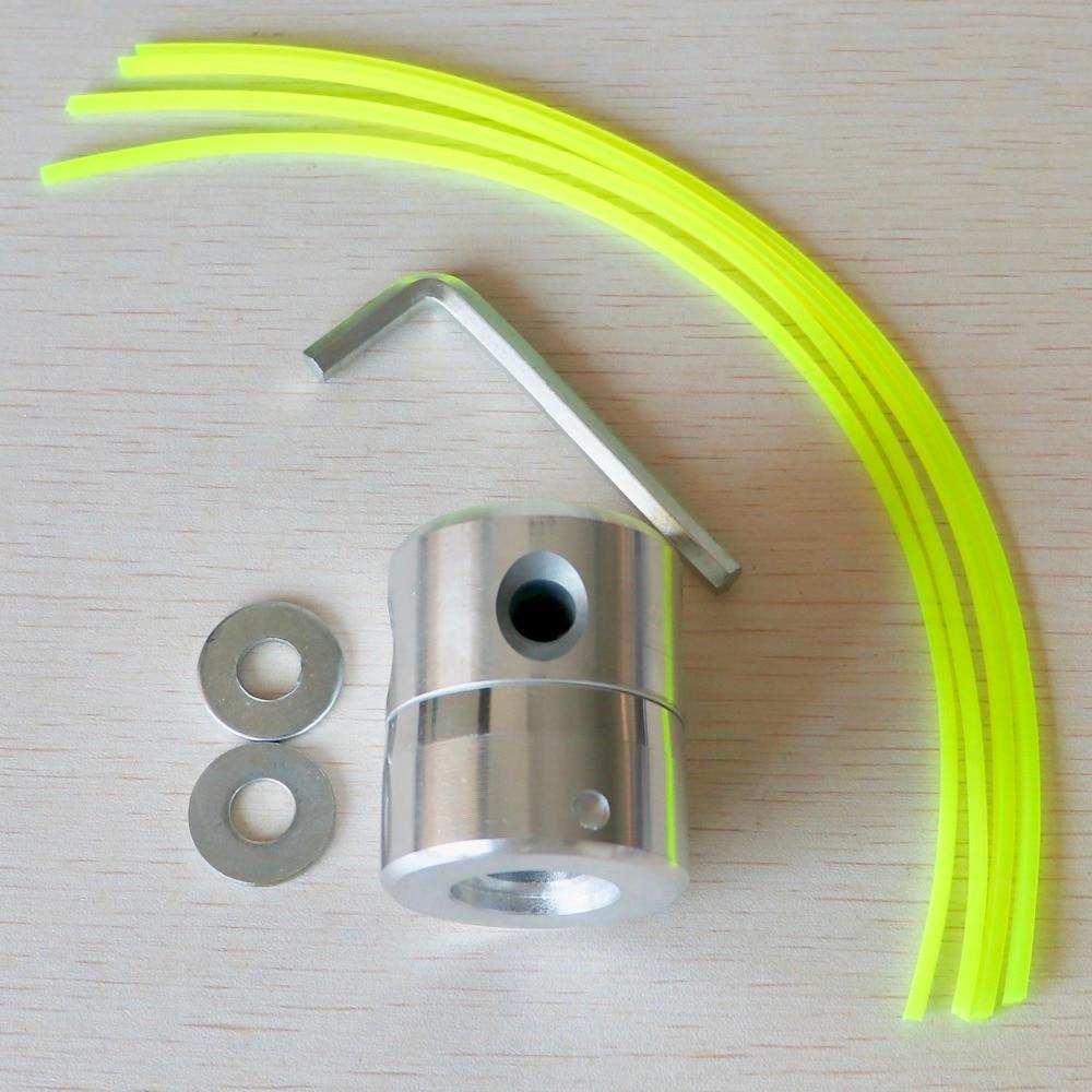 Easy Load Universal Brush Cutter Aluminum Trimmer Head