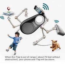 1 pcs Intelligente Mini Impermeabile Tracer Inseguitore di GPS per il Cane di Animale Domestico Del Gatto Tasti Del Sacchetto Del Raccoglitore Bambini Finder Pocket GPS Pet tracciatori gps