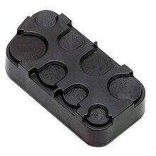 車の主催者ロールスロイスプラスチックポケットテレスコピックダッシュコインケース収納ボックスホルダーコンテナ自動車コインオーガナイザーアクセサリー