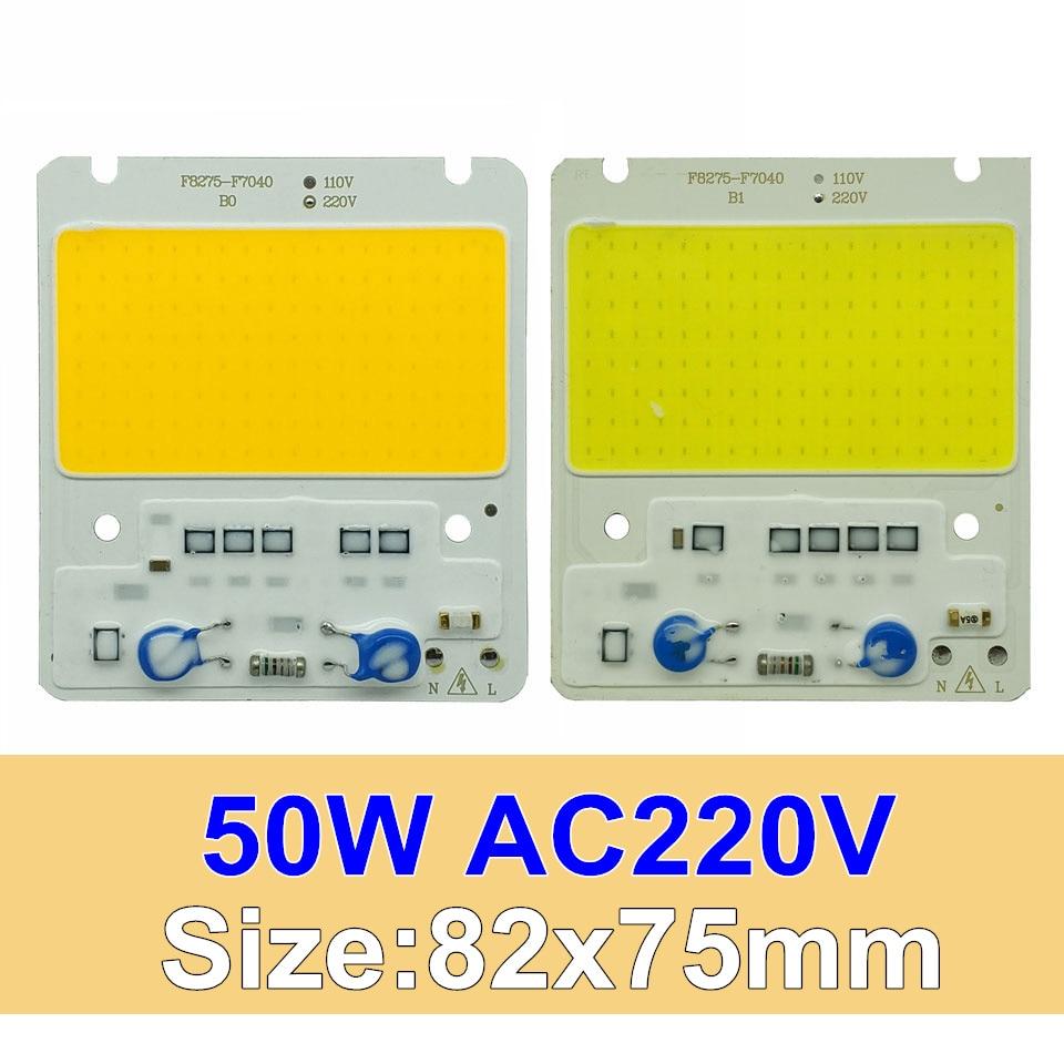Holofotes cob levou chip de lâmpada Modelo Número : Dz-30w 40w 50w