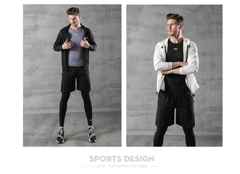 HTB1jXHDaLWG3KVjSZFPq6xaiXXap WorthWhile 5 Pcs/Set Men's Tracksuit Compression Sports Wear for Men Gym Fitness Clothes Running Jogging Suits Exercise Workout