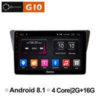 Android 8,1 автомобильный DVD Радио Видео мультимедийный плеер для Honda Accord 8th 2008 2009 2010 2011 2012 2013 2014 2015 2016 gps стерео