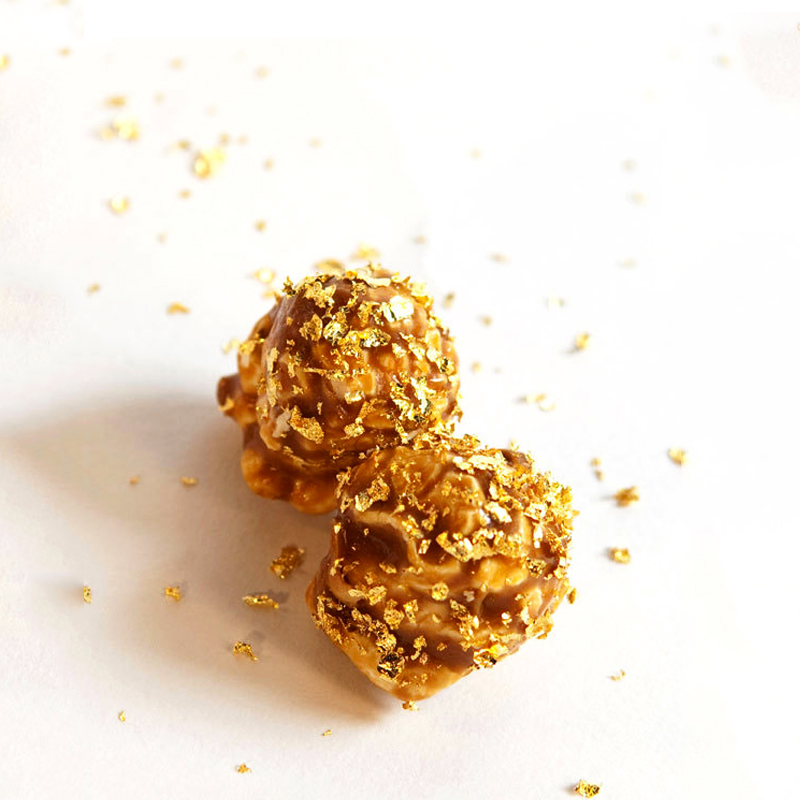 Edible Gold Leaf Flakes 1g Gold Leaf for Cooking Cakes /& Chocolates Decoration