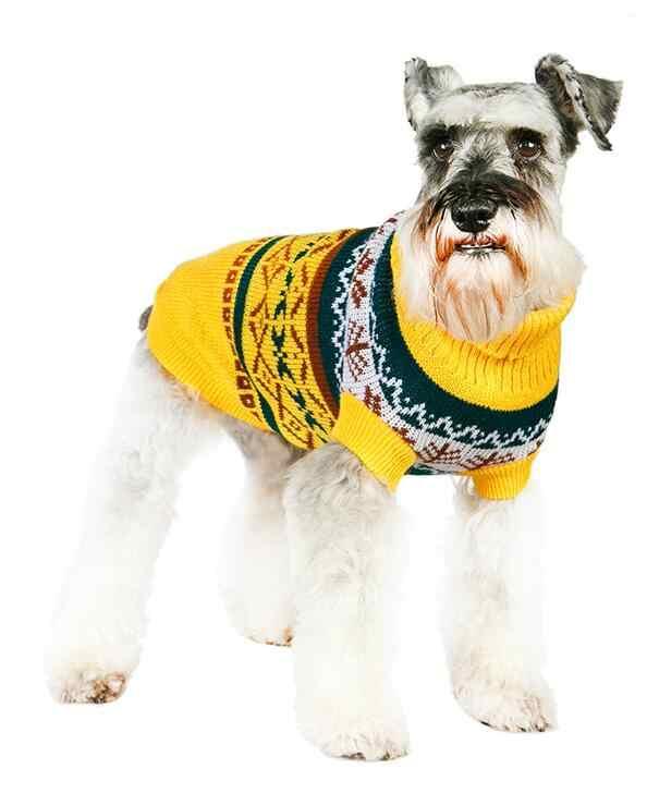 SZ XS-XXL Бесплатная доставка осень зима различные прекрасный щенок, домашнее животное, кот собака свитер вязаное пальто Верхняя одежда для маленький щенок