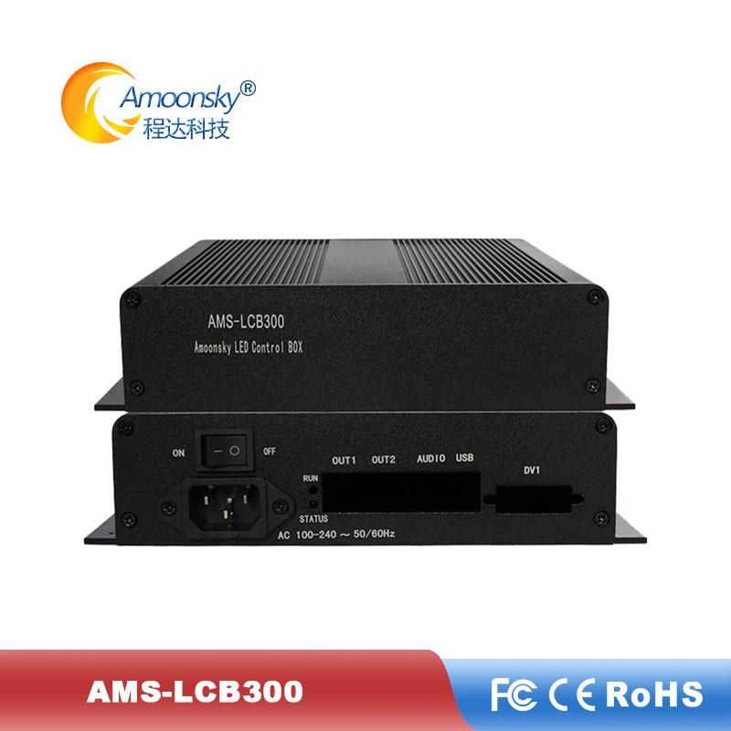 LED External Sending Card Box Support Ts802d Msd300 Dbstar Hvt11in Mooncell St20 Colorlight S2 Sending Card