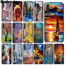 Babaite Oil painting DIY Painted Phone Accessories Case for Huawei Mate10 Lite P20 Pro P9 P10 Plus Mate9 10 Honor 9 10 View 10(China)