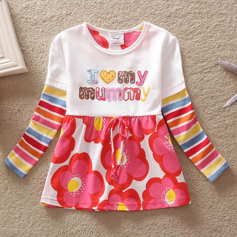 HTB1jXIKSFXXXXaNXXXXq6xXFXXXY - Girls Long Sleeve All Year T-Shirt, Long Sleeve, Cotton, Various Designs and Prints