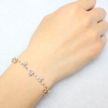 Rhinestone bracelets for women bijouterie jewelry women's bracelets bracelet for girl Fashion jewelry accessory chain bracelets jewelry bracelet exclaim for womens 033s2387b jewellery womens bracelets accessories bijouterie