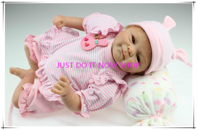 Free Shipping Mini Super Simulation Baby Doll Toy Gift Hot