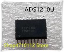 NEW 5PCS LOT ADS1210U ADS1210 SOIC 18 IC