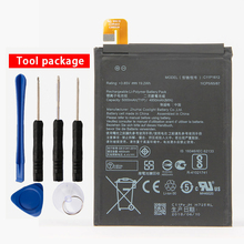 Orginal C11P1612 Phone Battery For ASUS ZE553KL ZenFone 3 Dual Z01HDA SIM LTE Zoom S 5000mAh цена