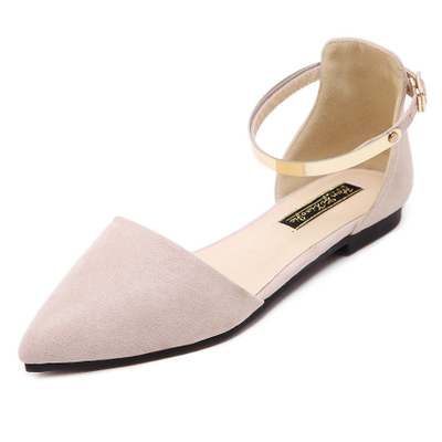 Dropshipping Women Flats Shoes Ankle Strap Casual suede Women Boat Shoes Oxfords Platform Shallow Slip on Plus Size 40 41 42 siketu sweet bowknot flat shoes soft bottom casual shallow mouth purple pink suede flats slip on loafers for women size 35 40
