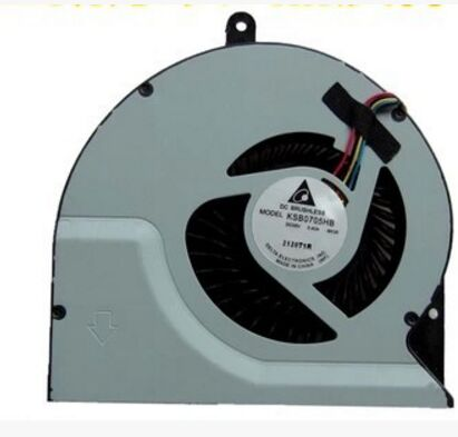 New CPU Cooling Fan For Asus N56 N56V N56VJ N56VM KSB0705HB-BK35 13GN9J1AM050-2