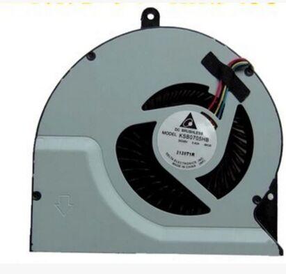 New CPU Cooling Fan For Asus N56 N56V N56VJ N56VM KSB0705HB-BK35 13GN9J1AM050-2
