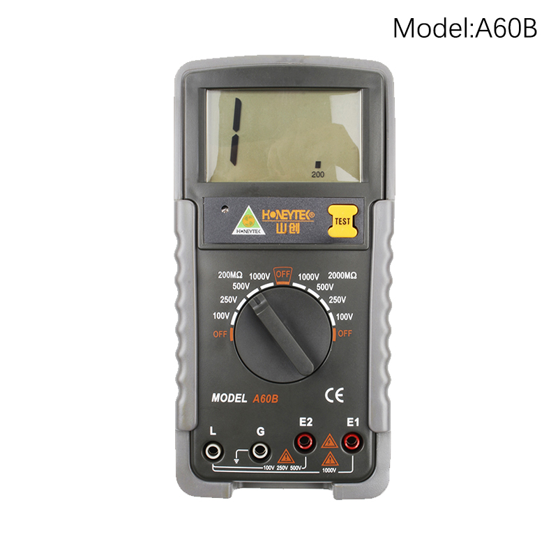 все цены на Mini Autu Range Figital Multimeter Portable AC/DC Voltage Ammeter 2000m ohmmeter OHM Volt MegOhm Meter