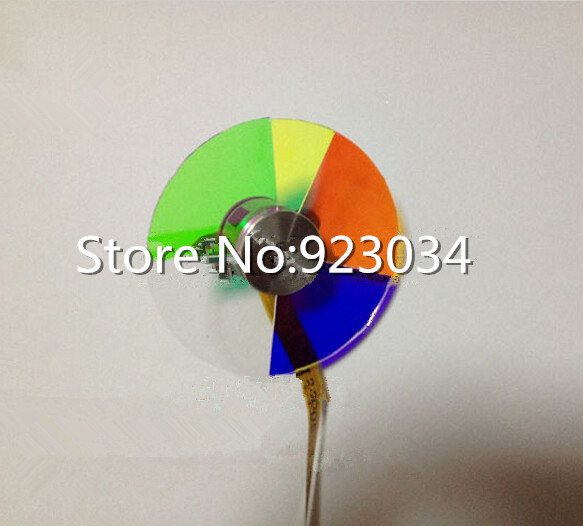 ФОТО Wholesale Projector Color Wheel for  Viewsonic PJD6240  Free shipping
