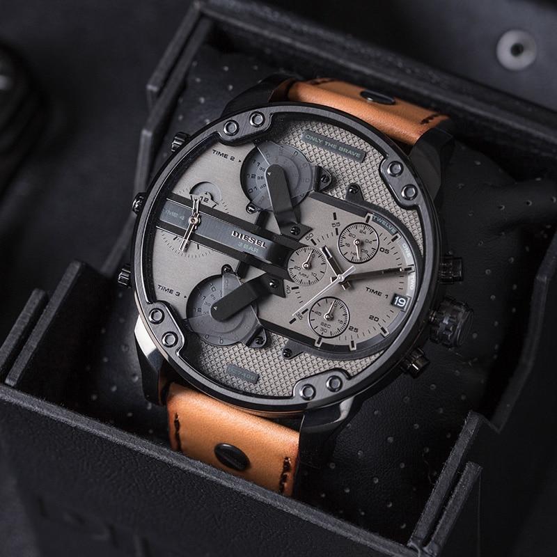 Reloj DZ7406 de Diesel THIDADDIE Series Four Time Zone para - Relojes para hombres - foto 3