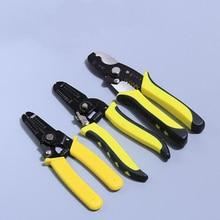 Cable Wire Stripper Crimping Plier Crimper Tools Hand Multifuction mini portable wire stripper