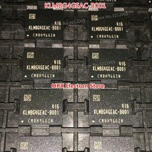 Image 2 - 100% Yeni Orijinal KLMBG4GEAC B001 32G BGA EMMC KLMBG4GEAC B001 (1 10 adet)