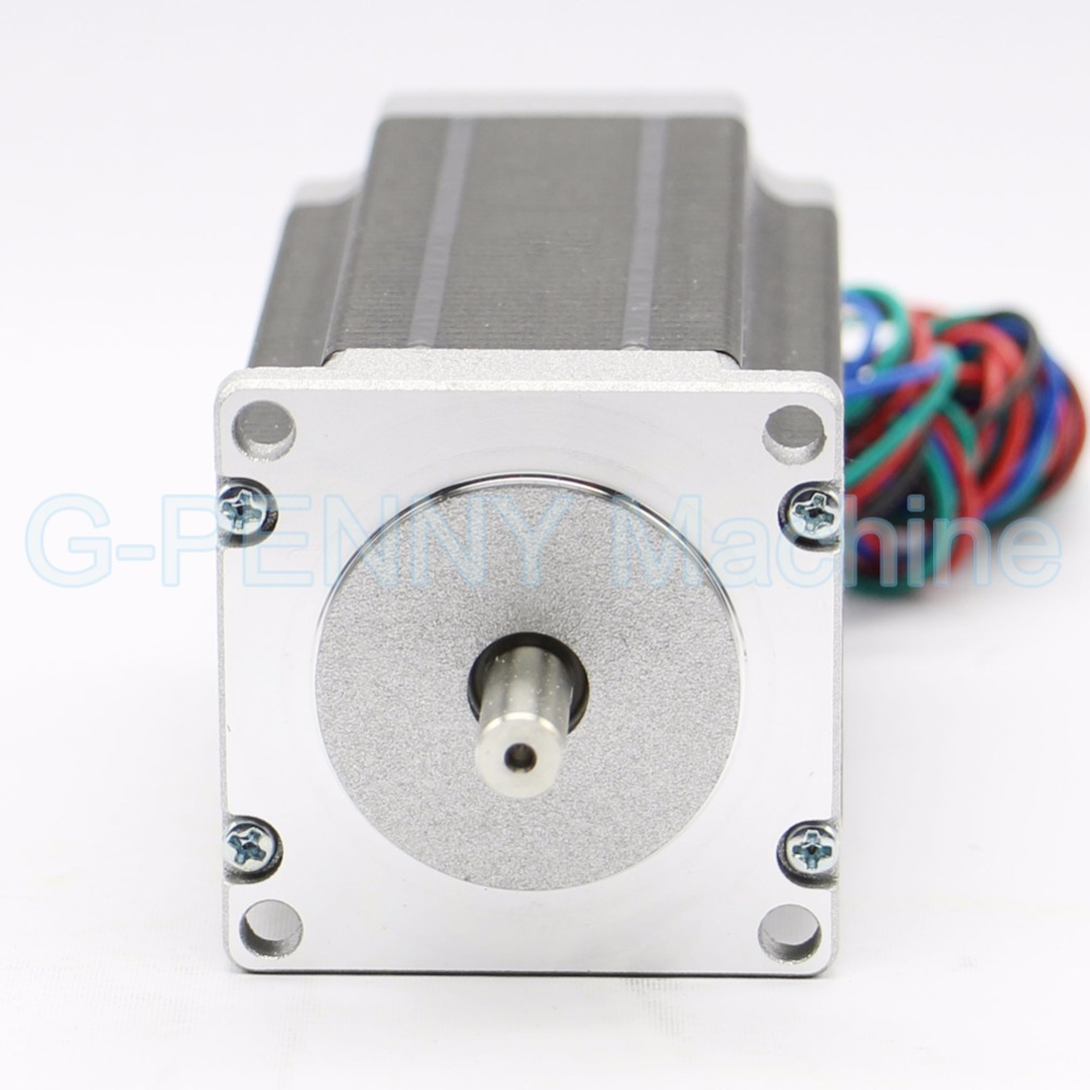 Image 5 - NEMA23 CNC Stepper Motor 57x112mm Nema23 3N.m 3A/4.2A D=8mm 428Oz in for 3D Printer CNC Laser Cutting Engraving Milling Machine-in Stepper Motor from Home Improvement