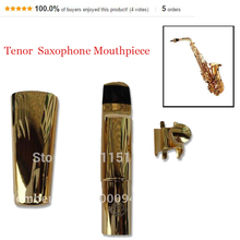 Marca Francia (Selmer) S80 24 K Gota Bb Saxo tenor Boquilla de Metal Ajustable Aureate Jugando la Música de Jazz saxo Boquilla