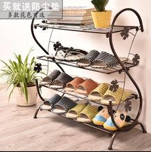 Tieyi dust-proof dormitory shoe rack for use of multi-layer easy to accept slippers