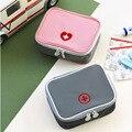 Vacío Bolsa de Emergencia botiquín de Primeros Auxilios Kits Mini Bolsa portátil de Casa, Viajes Acampar Al Aire Libre Supervivencia de Rescate Médico Bolsa De Color Rosa gris
