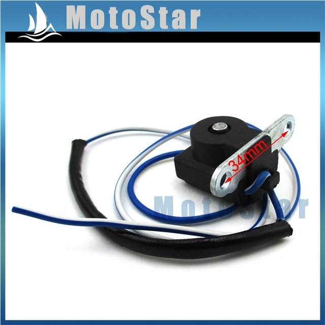 Stator Trigger Pickup Coil Ignitor For Chinese GY6 50cc