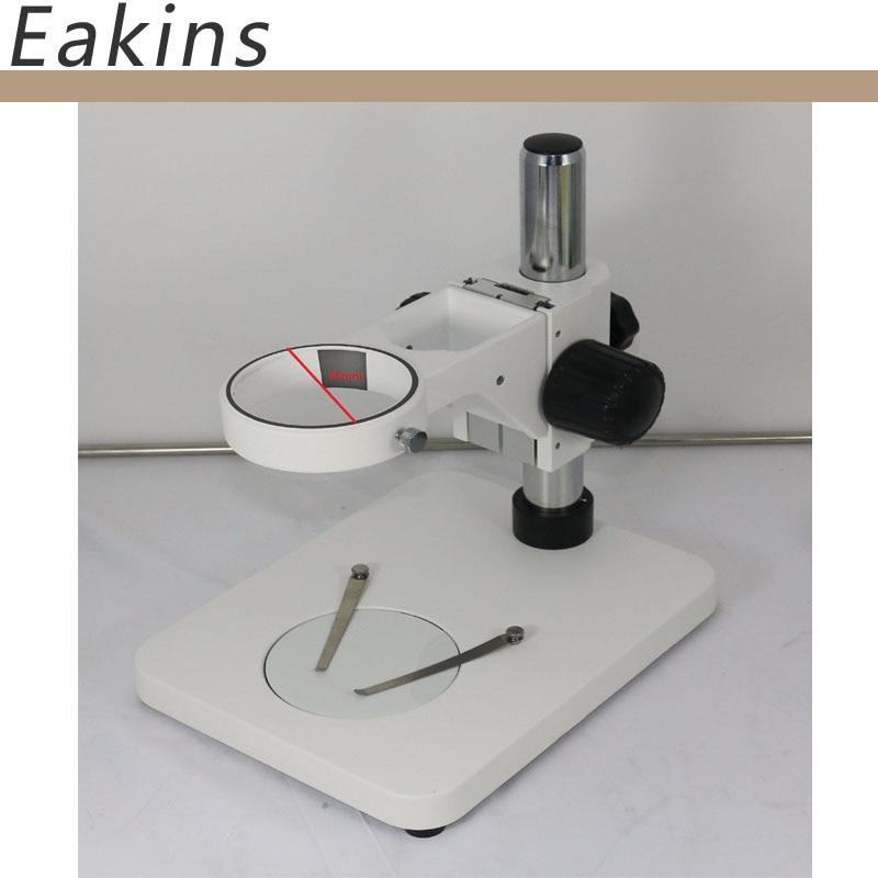 85MM Diameter stereo microscope stand for trinocular /binocular rovertime rovertime rtm 85