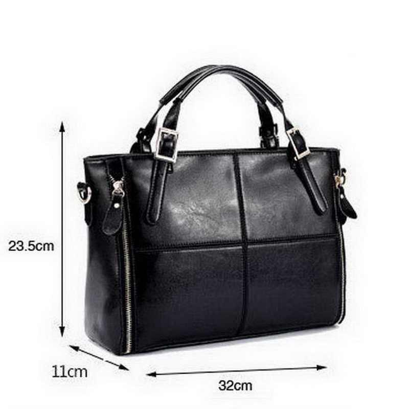 FUNMARDI 高級ハンドバッグ女性のバッグデザイナー分割革バッグ女性ハンドバッグブランドトップハンドルバッグ女性ショルダーバッグ WLHB974