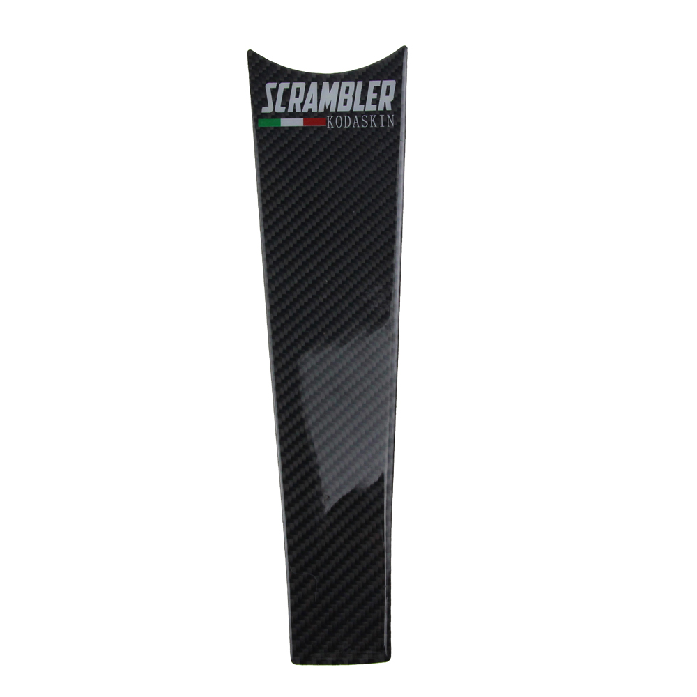 KODASKIN Motorcycle Tank Protector Pad Carbon Sticker For DUCATI SCRAMBLER Cafe Racer Sixty2 Icon Classic Full Throttle