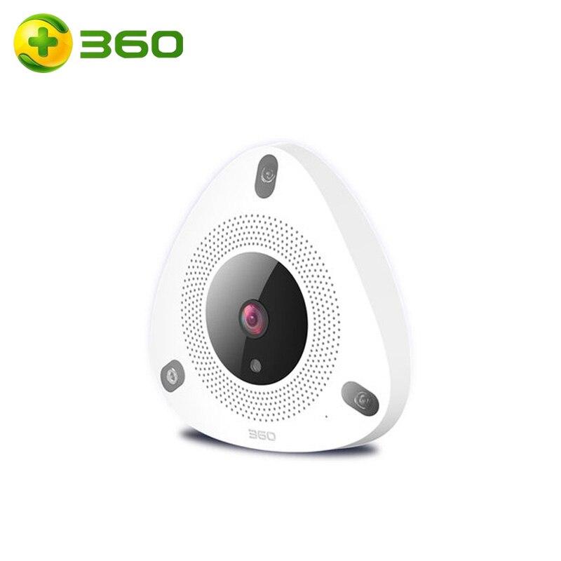 Original 360 smart camera store keeper WIFI IP store camera One Key Alarm Infrared LED mobile