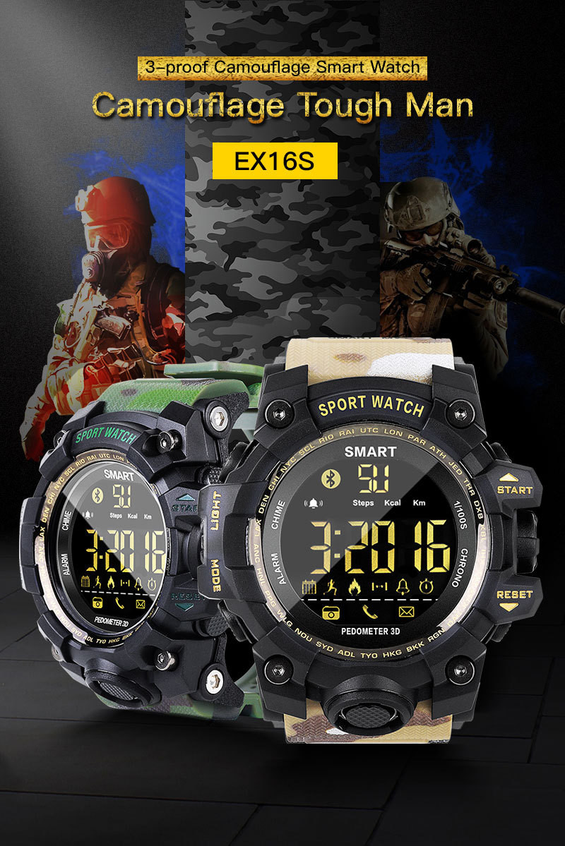 Smartwatch Multifunction Waterproof Smart Watch Men (14)